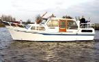 Pronájem lodě PA950 v Holandsku