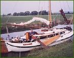 Pronájem lodě la910 v Holandsku