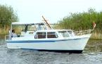 Pronájem lodě PA800 v Holandsku