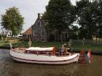 Pronájem lodě motorbol v Holandsku