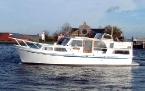 Pronájem lodě dl1100 v Holandsku