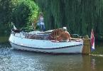 Pronájem lodě MB 810 v Holandsku