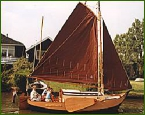 Pronájem lodě gr665 v Holandsku