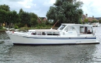 Pronájem lodě PA1100-OK v Holandsku