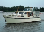 Pronájem lodě fred v Holandsku