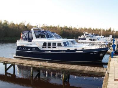 Motorová jachta Drat 50