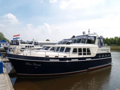 Motorová jachta Drat 52