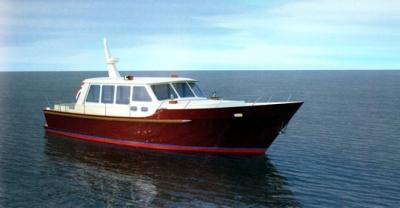 Motorová jachta Drat 107