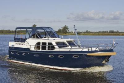 Motorová jachta drat-98