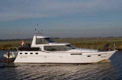 Motorová jachta scorpio-wy
