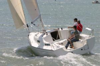 Holandská plachetnice jeanneau2500