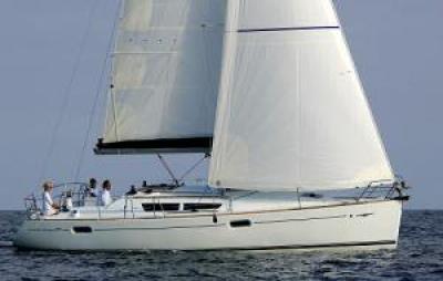 Holandská plachetnice jeanneau39i