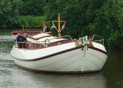 Motorová jachta Lepelaar