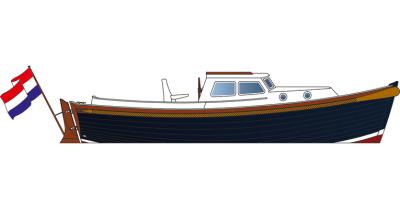 Motorová jachta sloepcabin
