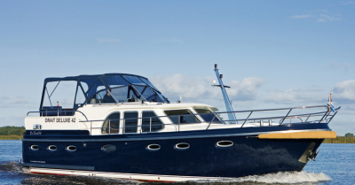 Motorová jachta drait116