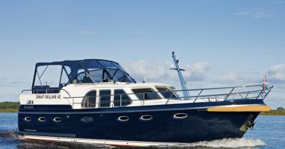 Motorová jachta Drait117