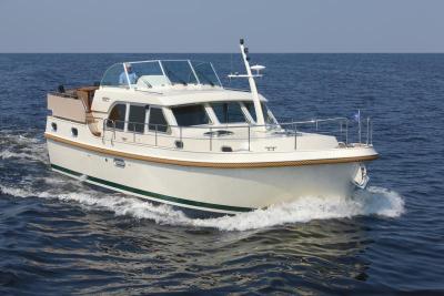 Motorová jachta lhs40.9ac