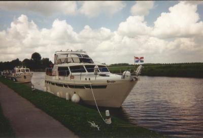 Motorová jachta prem1175