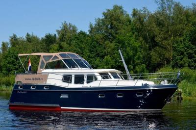 Motorová jachta drait88advantage38