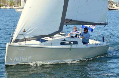 Holandská plachetnice pointer25