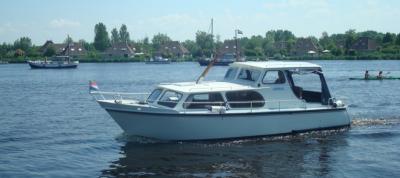 Motorová jachta Carmen/G