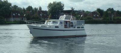 Motorová jachta Anita/L