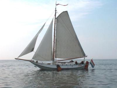 Holandská plachetnice ho1111