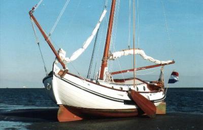 Holandská plachetnice LA1100