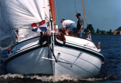 Holandská plachetnice LA1300