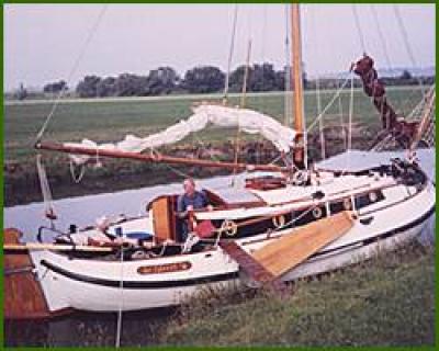 Holandská plachetnice la910