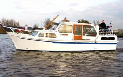 Motorová jachta PA950