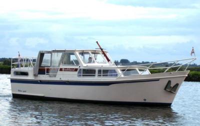 Motorová jachta PA950-AK