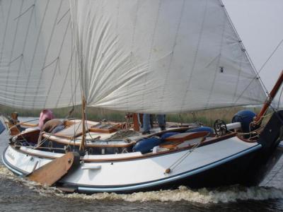 Holandská plachetnice sch1111