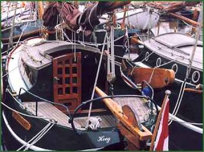 Holandská plachetnice zs800
