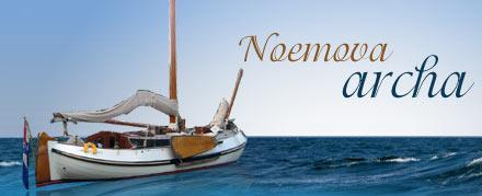 Noemova archa, dovolená na lodi v Holandsku